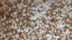 Het zoutmengsel